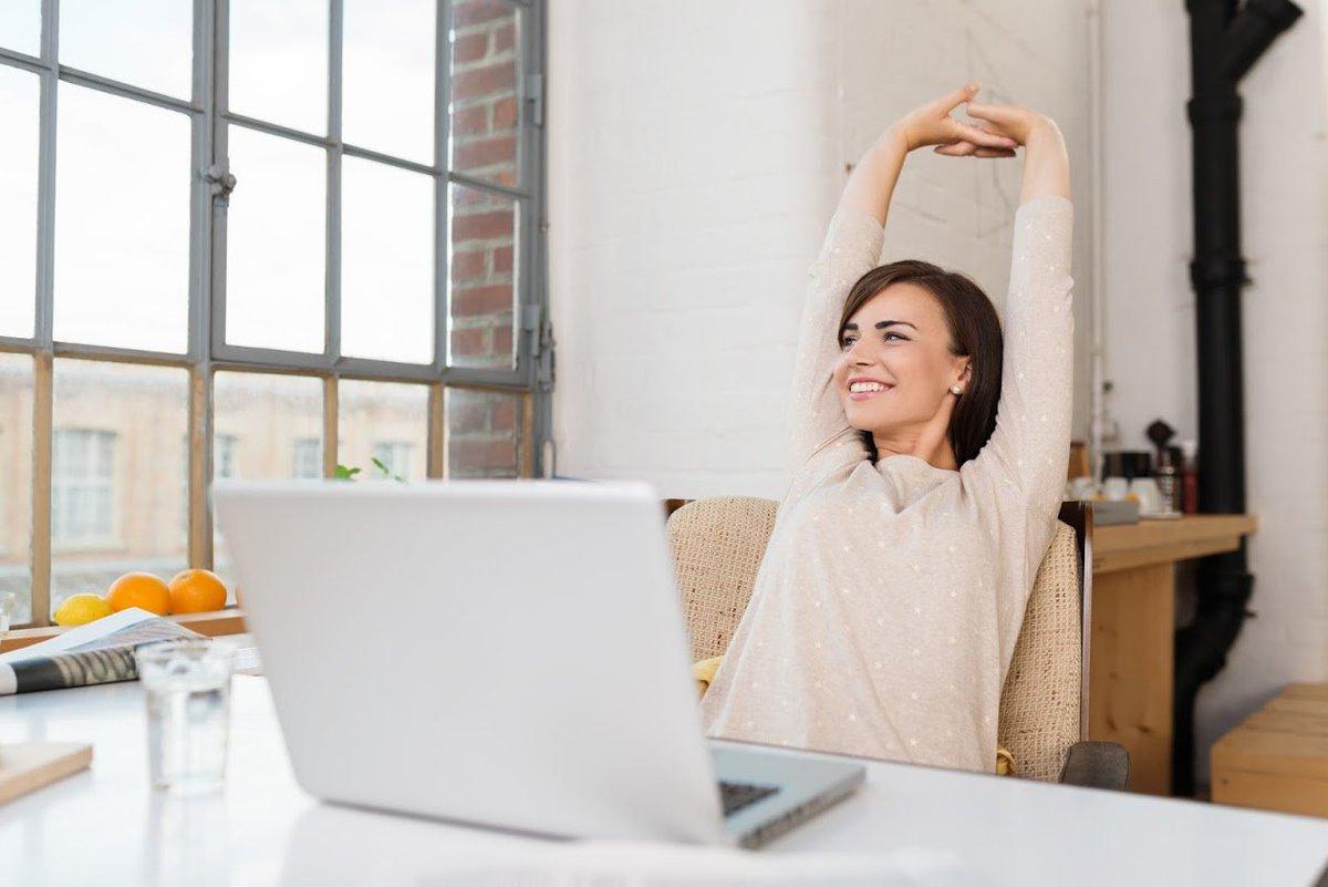 1 Jam Pertama Kamu Selesai Bekerja Ternyata Menentukan Kesuksesanmu!