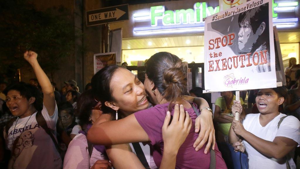 Tetap Dihukum Mati, Marry Jane Lancar Nyanyikan Lagu Indonesia Raya