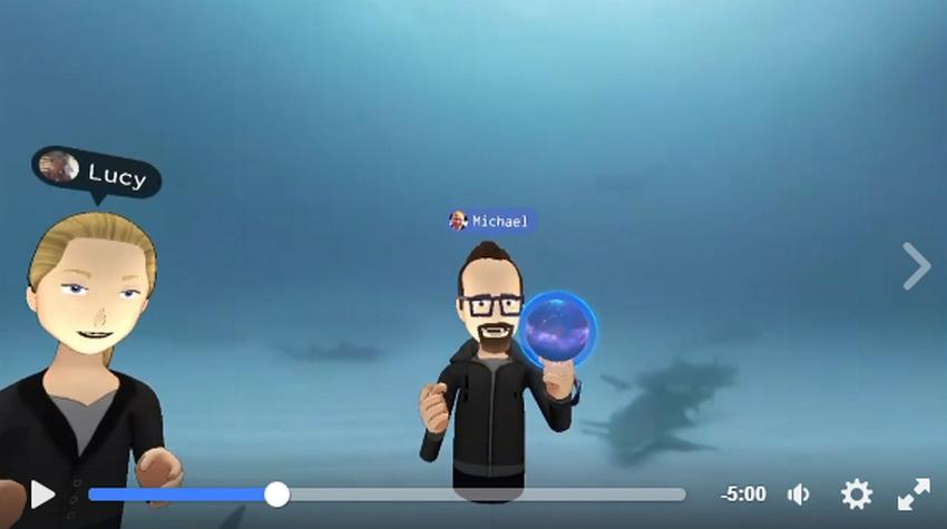 Ide Gila Baru Mark Zuckerberg: Live Conference Pakai Virtual Reality yang Terasa Nyata