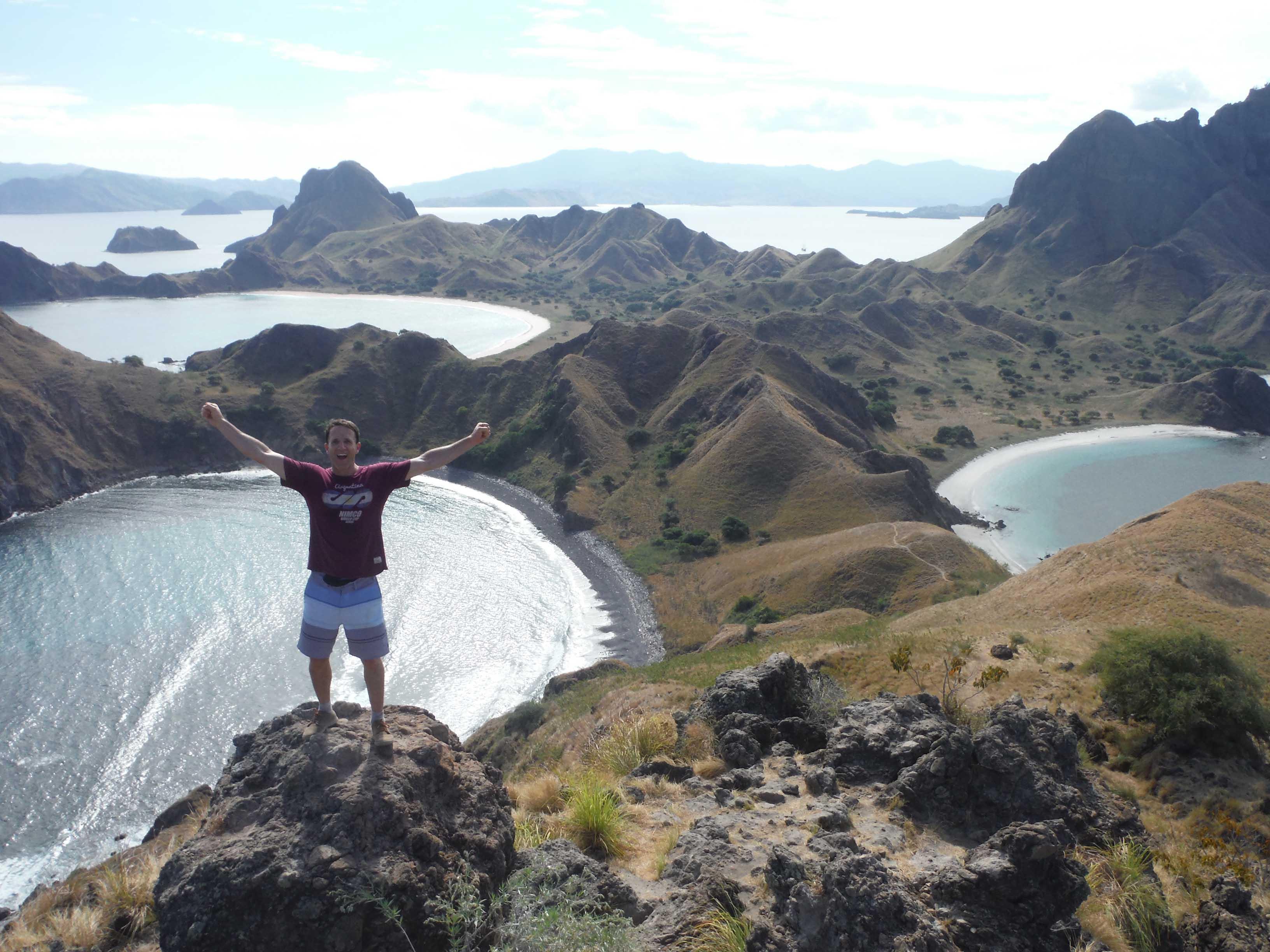 Gokil, Ini Kisah Liburan Backpacker ke Labuan Bajo Selama 10 Hari!