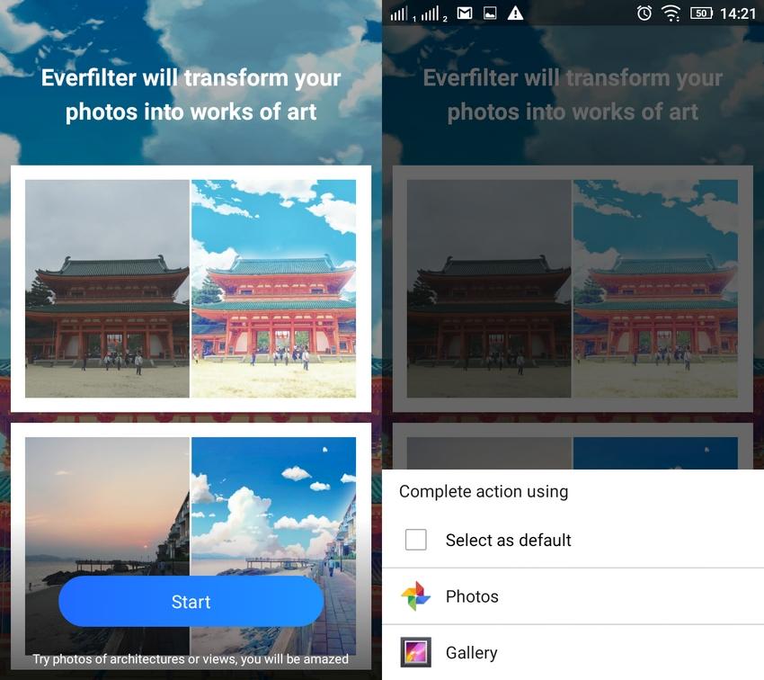 Everfilter: Aplikasi Edit Foto Paling Gampang Buat Sulap Jepretan Jadi Lebih Tajam
