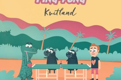 Setelah Nasi Padang, Kvitland Mengeluarkan Lagu Baru Berjudul Komodo Ping-Pong
