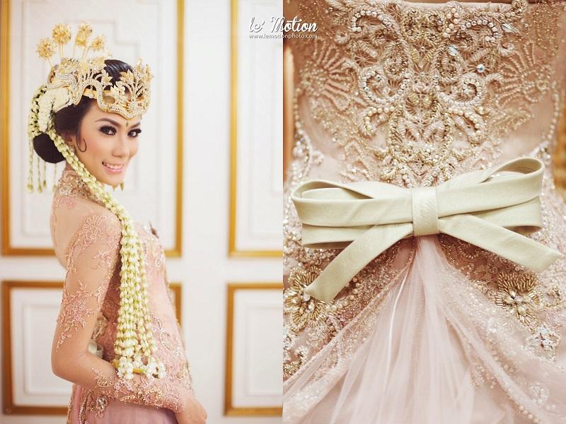 11 Desain Kebaya Cantik yang Bisa Jadi Referensi di Hari Pernikahan