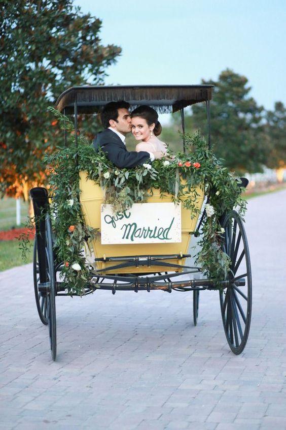 Selain Mobil, Ini Alternatif Lain untuk Transportasi di Hari Pernikahan!