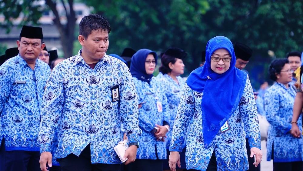Nekat Mudik, 484 Non-ASN Pemkot Semarang Dipecat,185 ASN Dipotong TPP