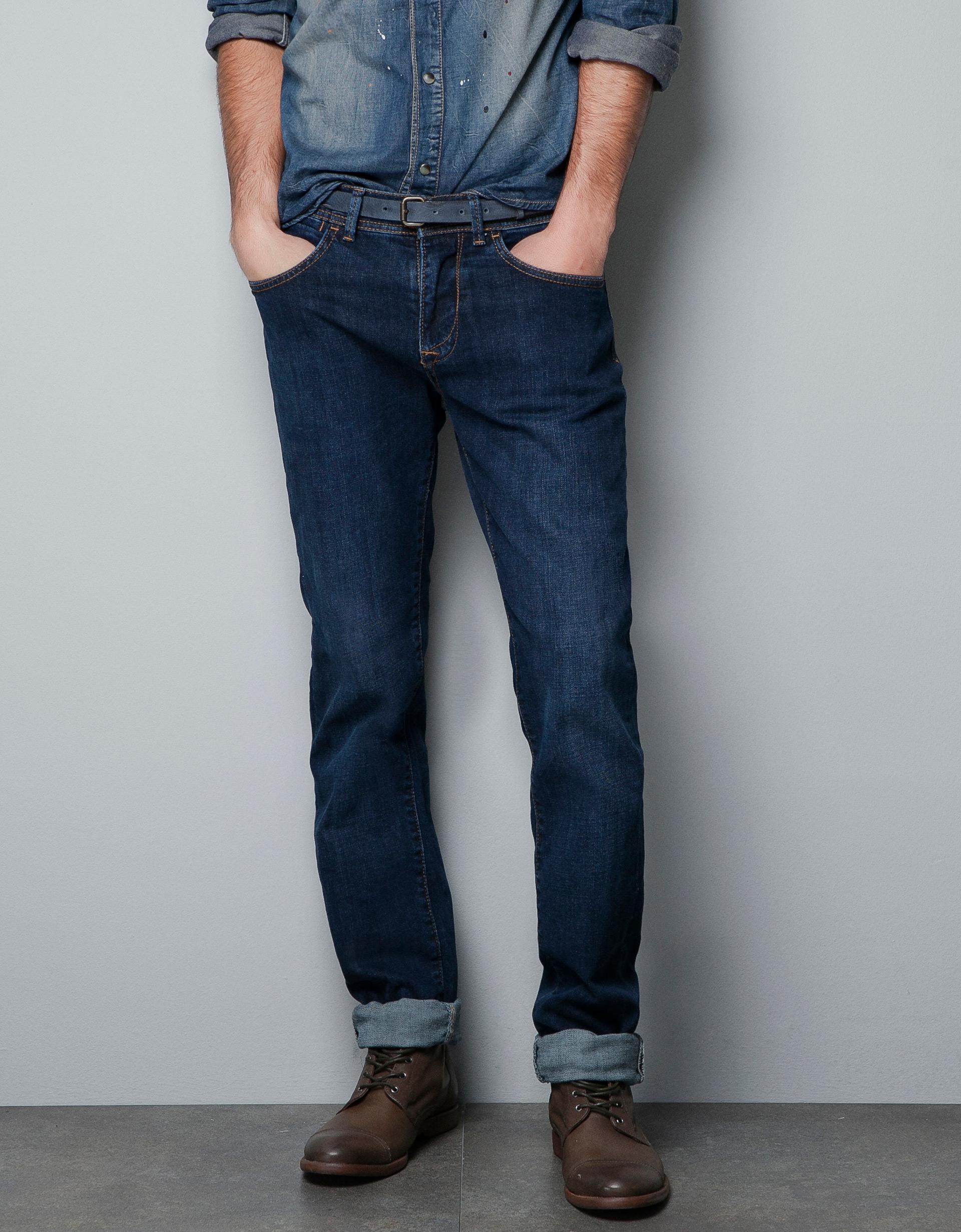 Meski Malas Ribet Cowok Wajib Punya 14 Item Pakaian Ini Celana Formal Chino Wool Black Jeans Untuk Penampilan Yang Kasual