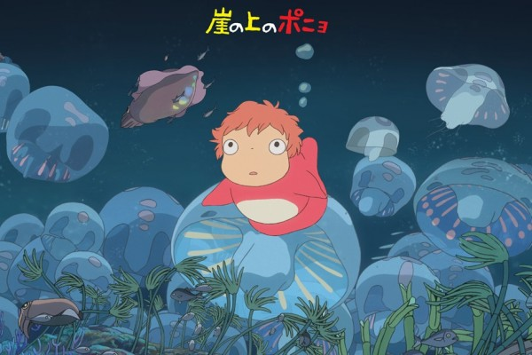 Film Ghibli Ponyo On The Cliff By The Sea Siap Tayang Di Indonesia