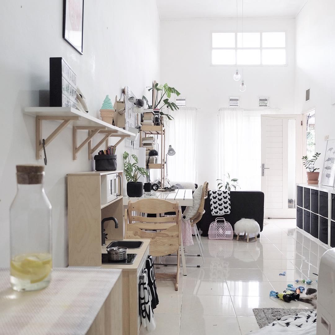 10 Trik Dekorasi Rumah Mungil Kekinian Ala Rumah Sachi