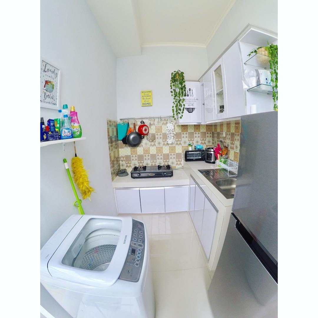 Desain Rumah Unik Tipe 45 Meski Mungil Ada Indoor Garden