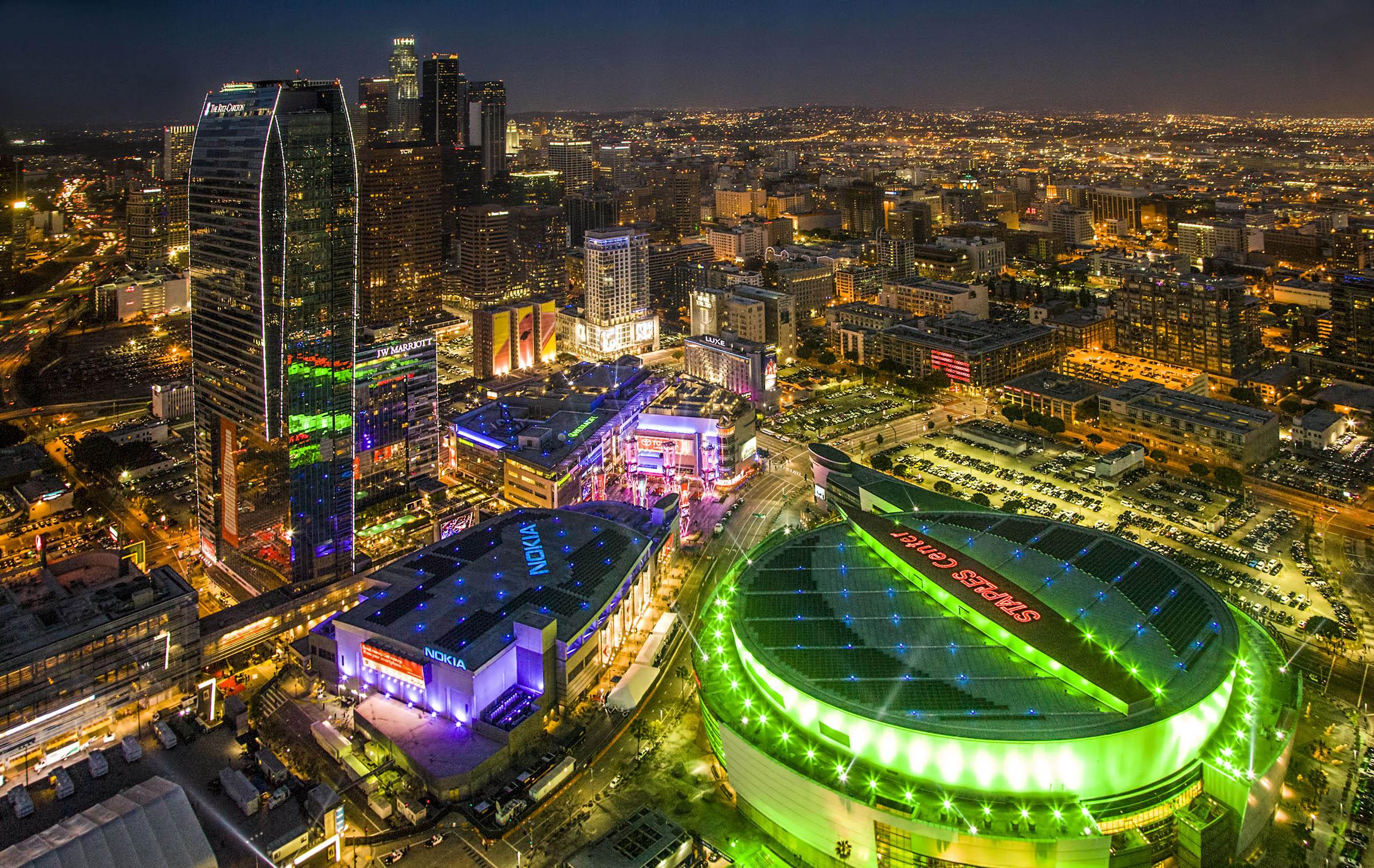 11 Kota Tersibuk di Dunia yang Tidak Pernah Tertidur!