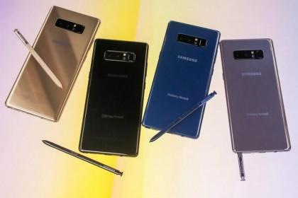 Samsung Galaxy Note 8 Resmi Rilis, Ini 'Bawaan' Spesialnya!