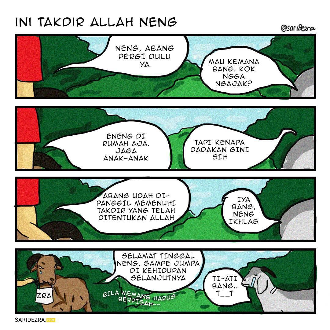 13 Meme Hewan Qurban Yang Siap Menghiburmu Menyambut Idul Adha