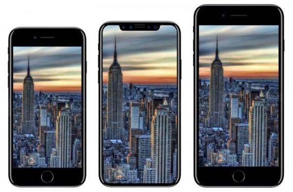 Rilis Beberapa Hari Lagi, Ini Fakta Mengejutkan iPhone 8