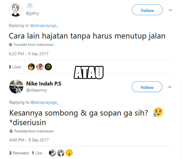Antimainstream, Video Kondangan Pernikahan Drive Thru Jadi Viral!