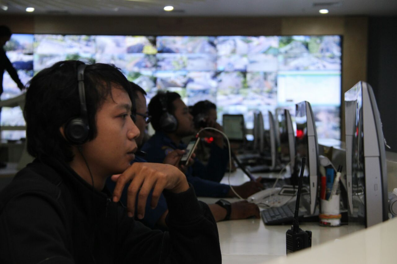 Command Center 112, Layanan Darurat 911 Ala Surabaya