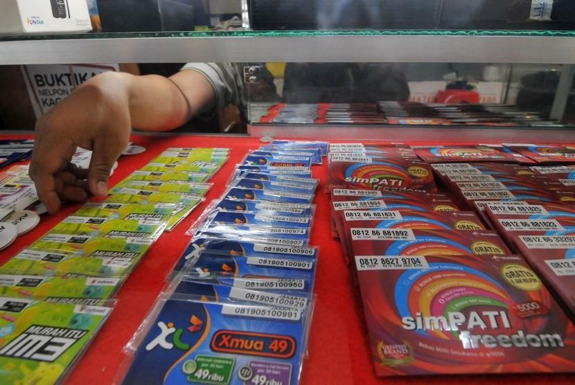 Operator Seluler Sambut Baik Aturan Validasi Kartu SIM