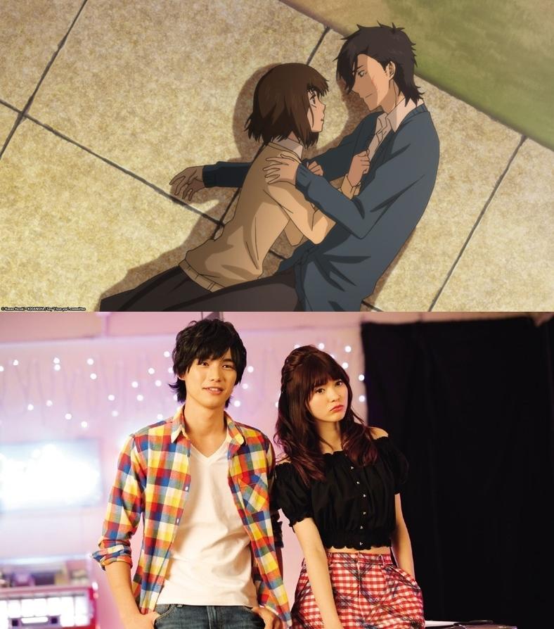 11 Live Action Paling Romantis Yang Diambil Dari Anime Baper Parah