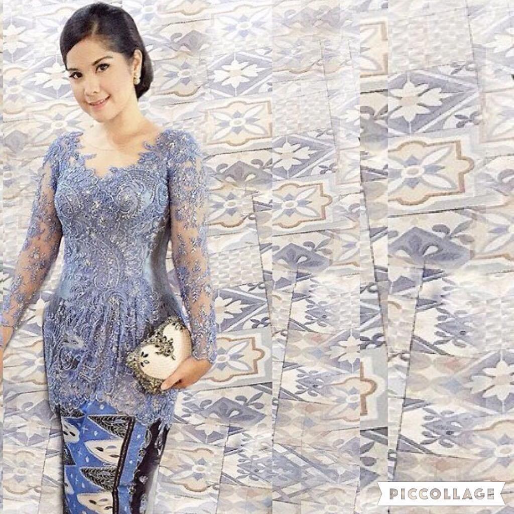 Tampil Anggun, Ini 10 Gaya Annisa Yudhoyono dalam Balutan Kebaya