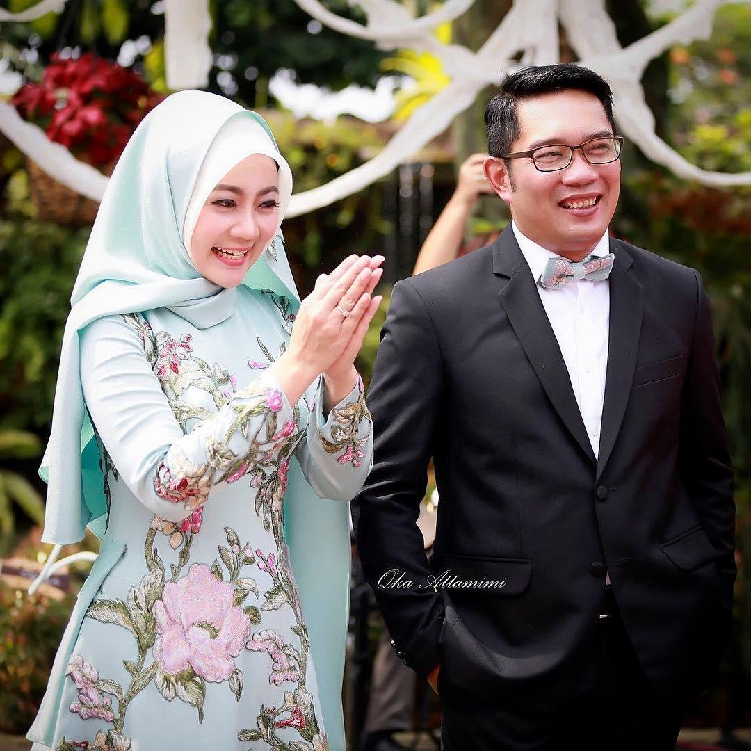 Pemimpin Populer, Inilah 10 Style Modis Ridwan Kamil