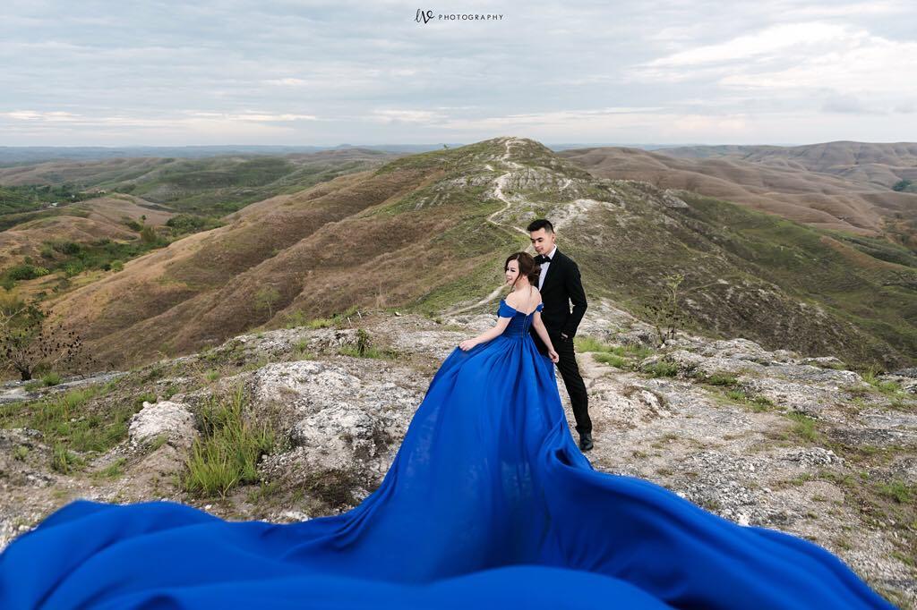 10 Spot Foto Pre Wedding Paling Romantis di Sumba, So Sweet!
