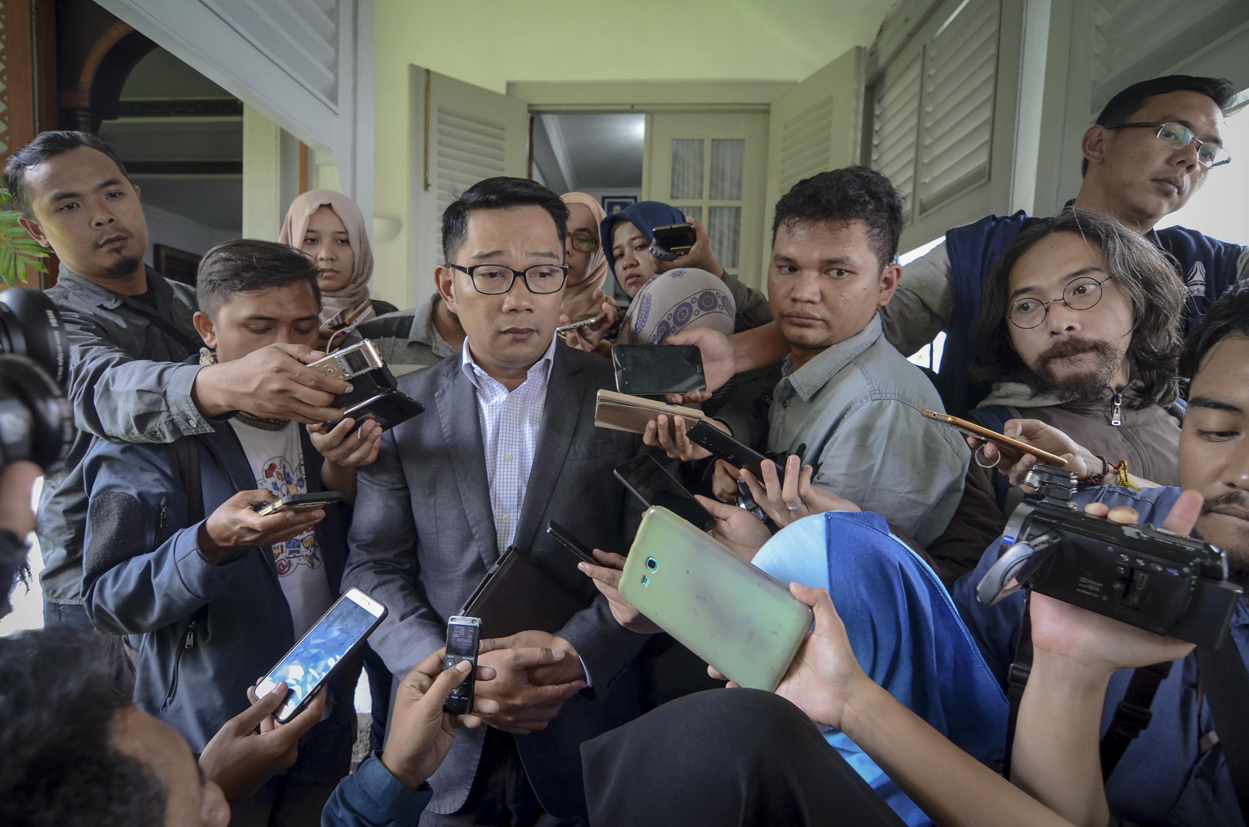 Kunjungi Longsor Sumedang, Ridwan Kamil Salahkan Lokasi Pemukiman