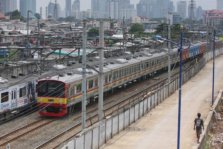 Menhub Resmikan Stasiun Kereta Api Telaga di Kabupaten Bekasi