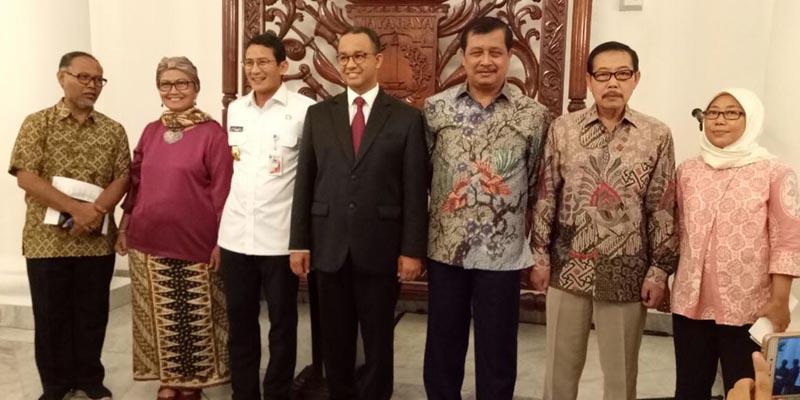 APBD DKI Jakarta 2020 Sebesar Rp87,95 Triliun Disahkan dengan Catatan