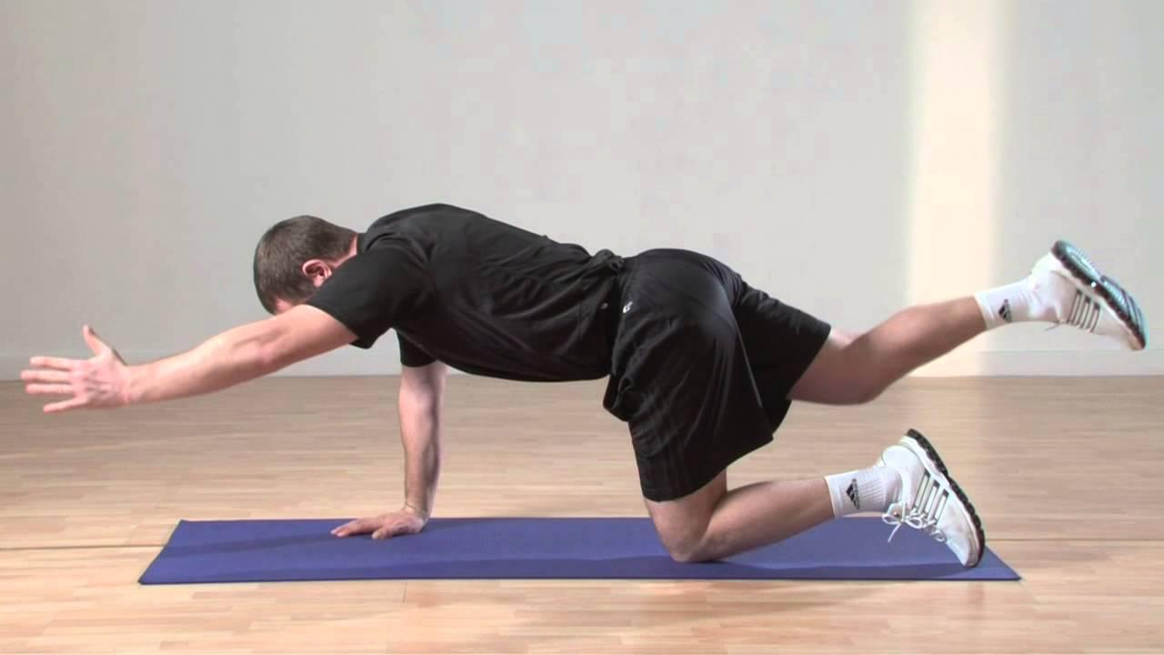 6 Gerakan yang Penting untuk Mendapatkan Otot Perut Six Pack