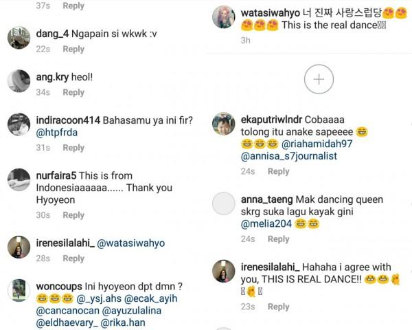 Hyoyeon SNSD Unggah Video Anak Indonesia Joget, Kocak Banget!