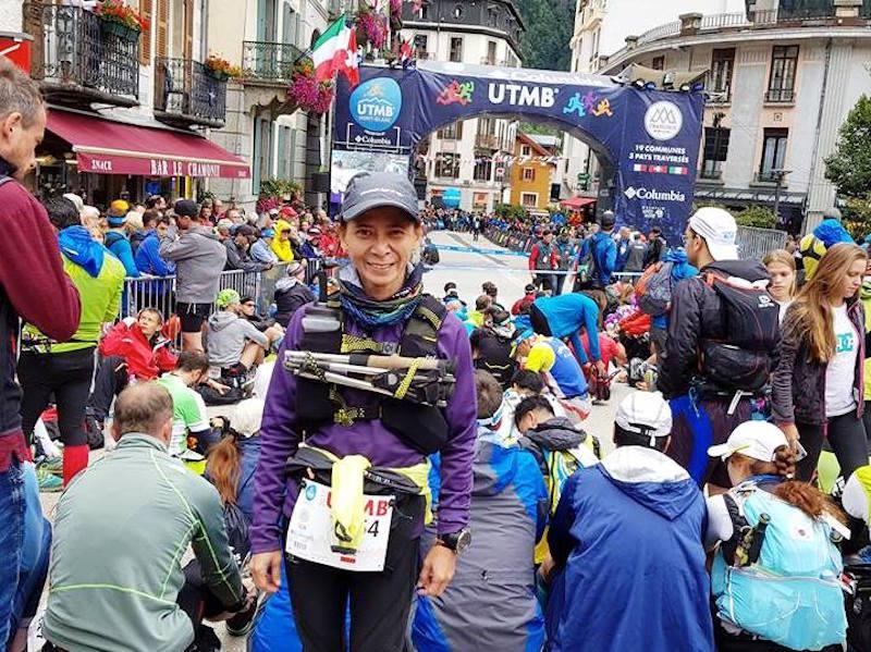 Mengenal Mila Marlina, dari Ultra-Trail hingga Berlari untuk Amal