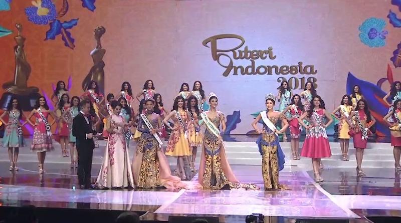 FOTO: Sesi Pembuka Malam Puncak 'Puteri Indonesia 2018'