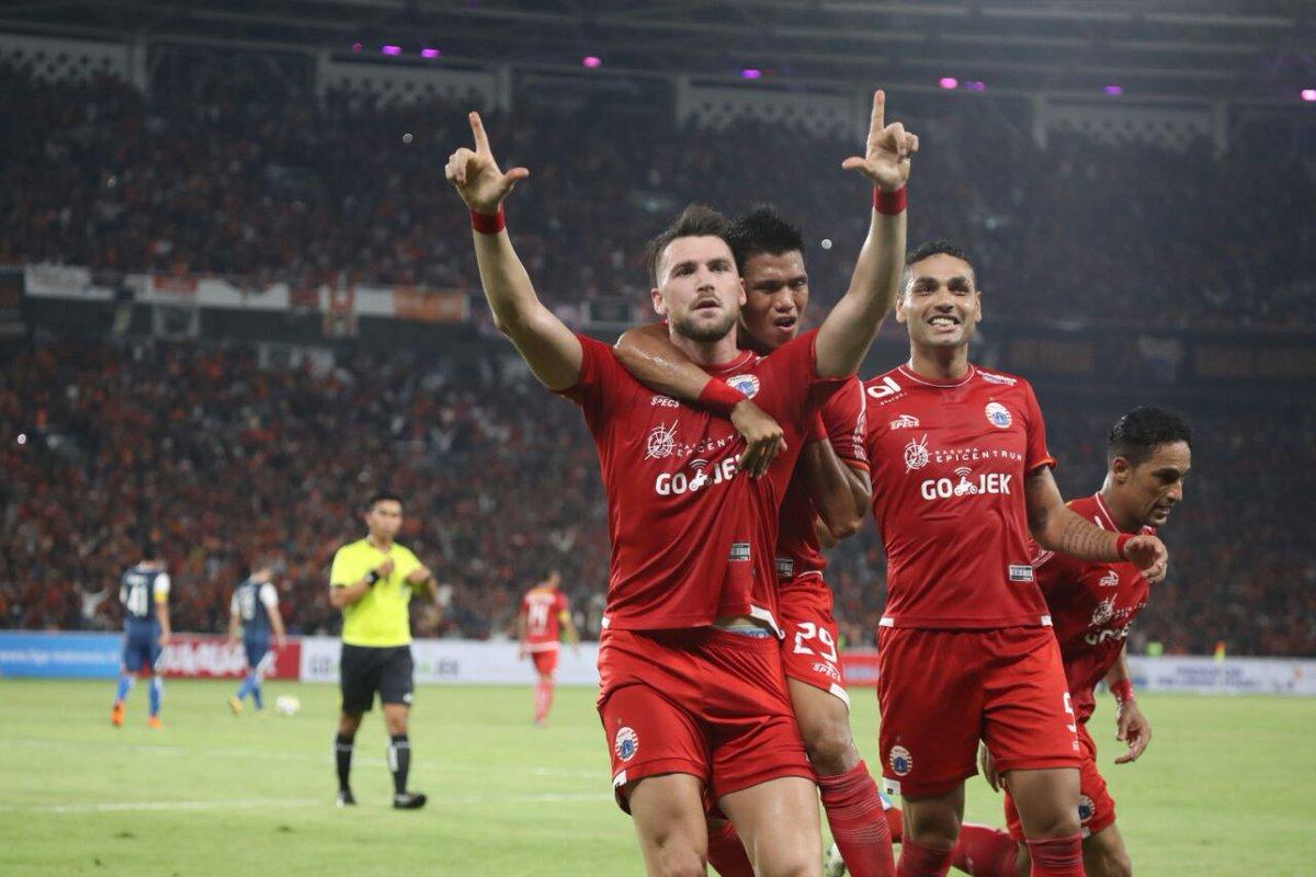 Persija Dominasi 5 Besar Penonton Piala AFC