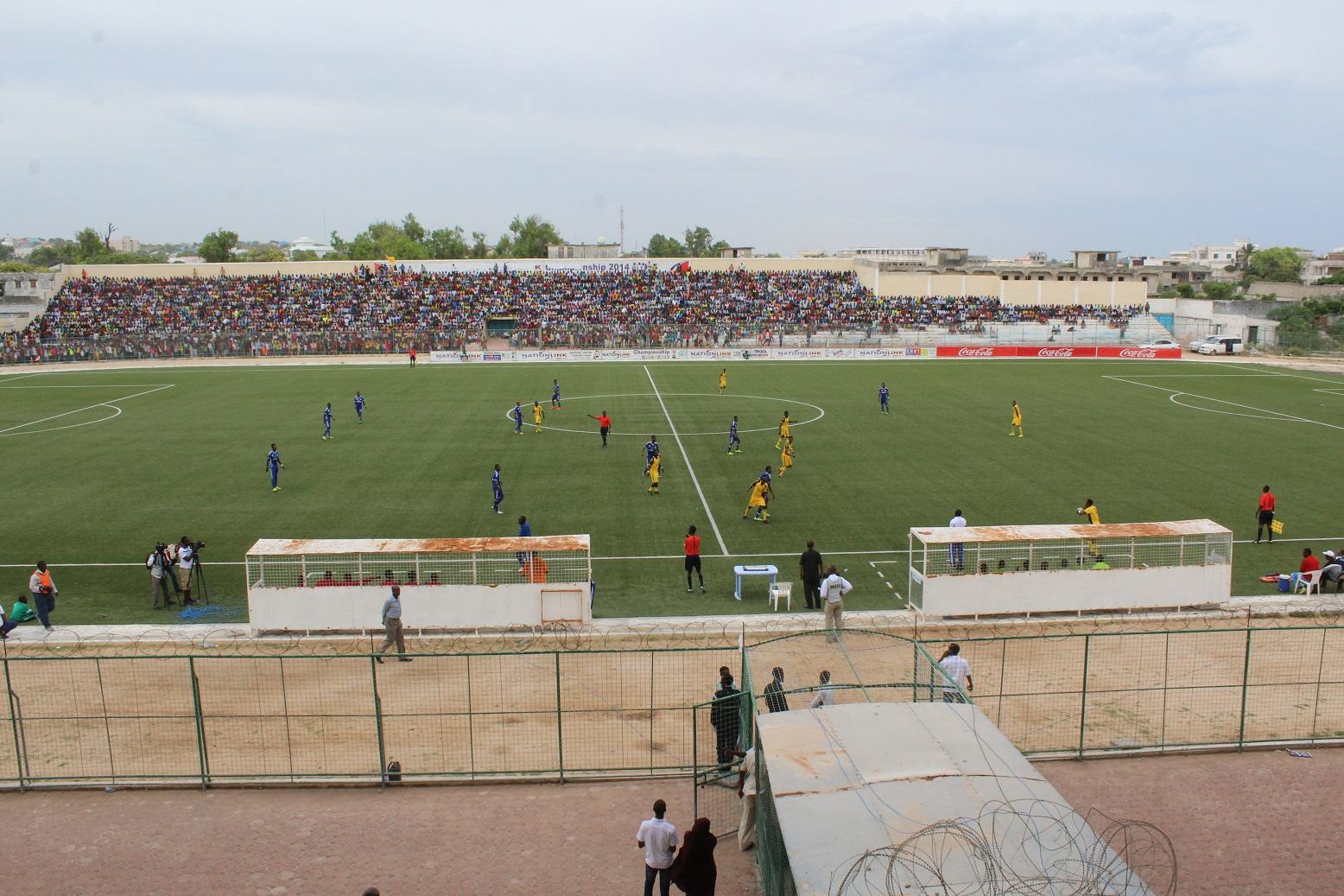 Pertandingan Bola di Somalia Kacau oleh Bom, 5 Nyawa Melayang