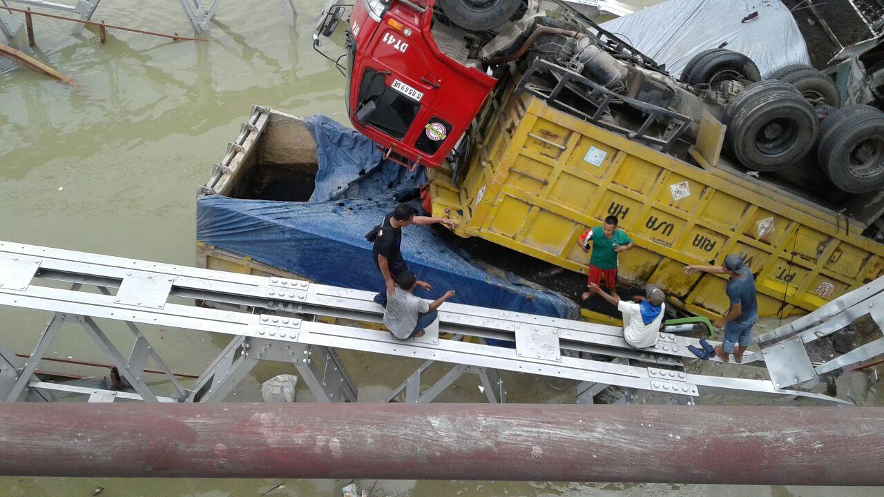 Jembatan Ambruk, Gus Ipul Minta Pemerintah Pusat Turun Tangan