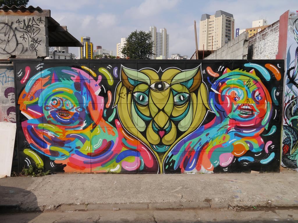 8 Kota Ini dengan Karya Graffiti Terbaik di Dunia, Ada Indonesia Gak?