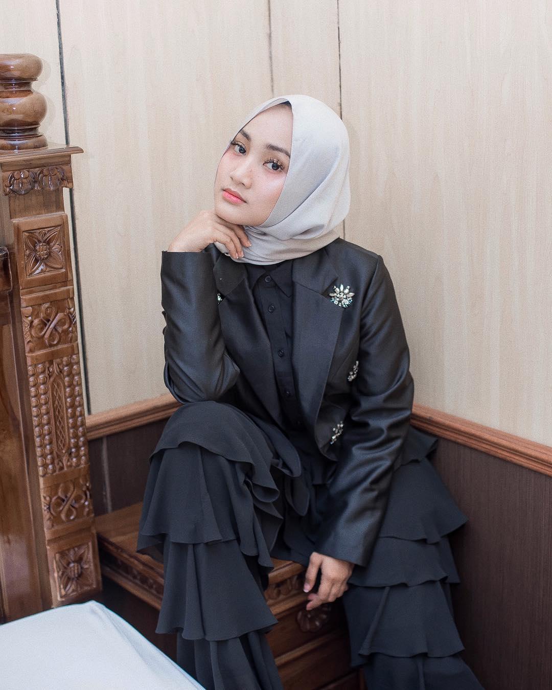 Makin Dewasa, Ini 10 Penampilan Fatin Shidqia yang Tambah Anggun