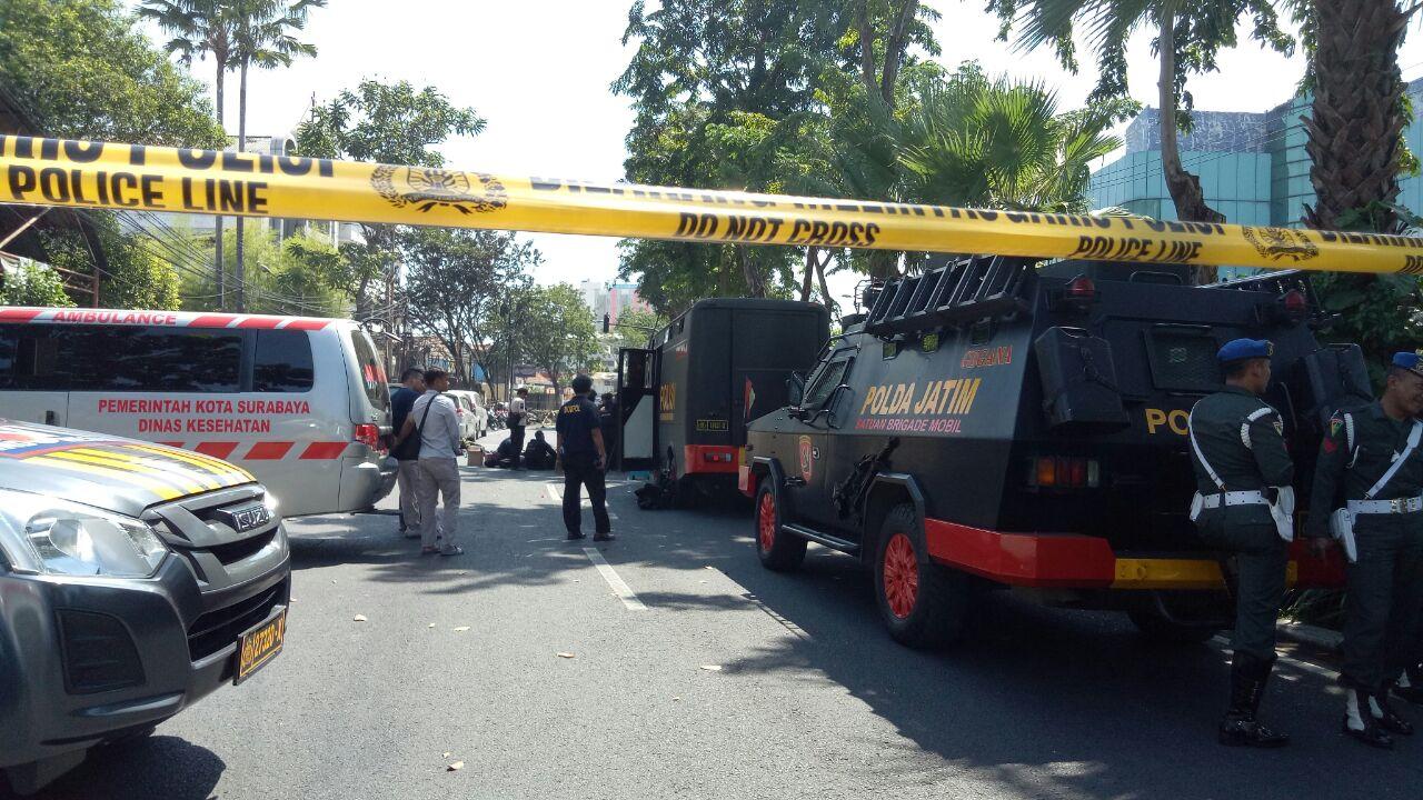 DKI Jakarta Siaga 1, Polisi Tempatkan Personel Bersenjata Lengkap di Setiap Kantornya