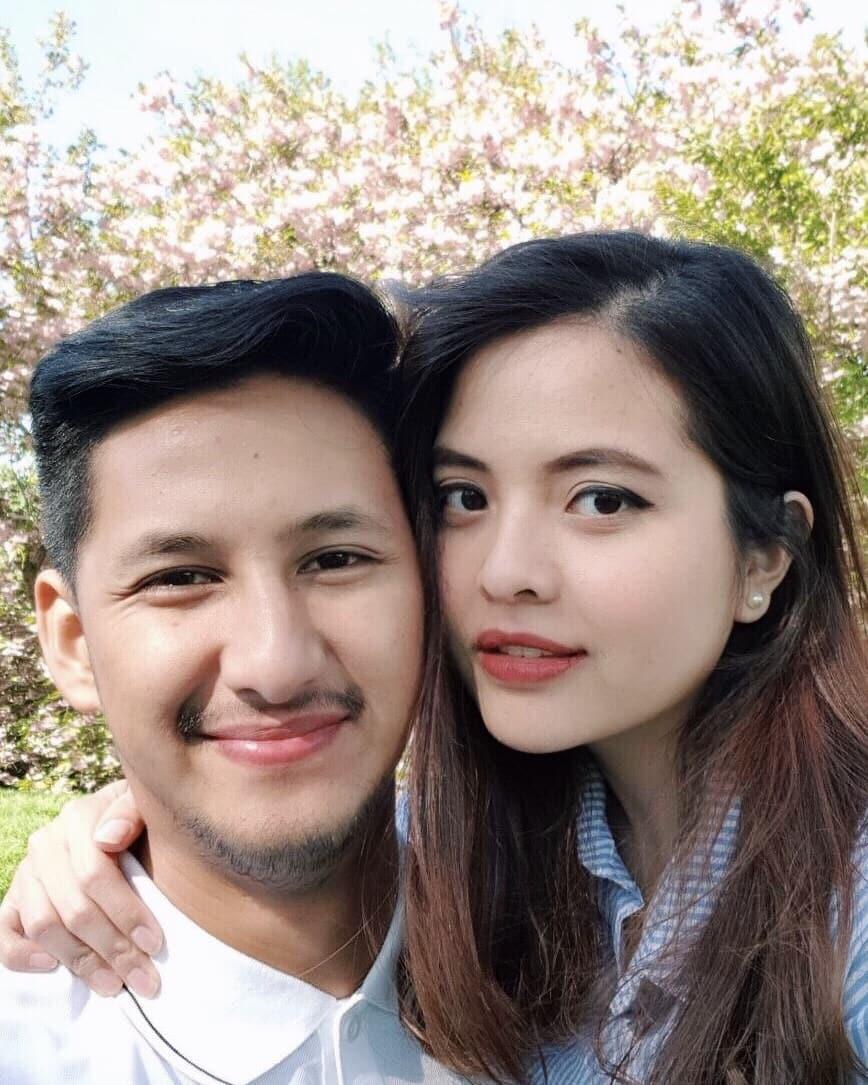 10 Potret Mesra Tasya Kamila & Kekasih Melepas Rindu Setelah LDR