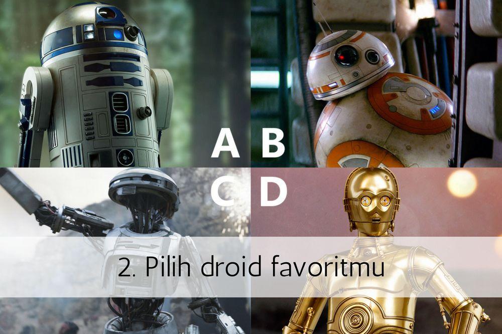 Siapa Dirimu dalam Film Solo: A Star Wars Story? Ikuti Kuisnya!
