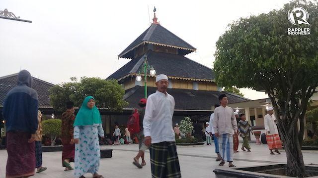 Melongok Embrio Kerajaan Islam Nusantara di Demak