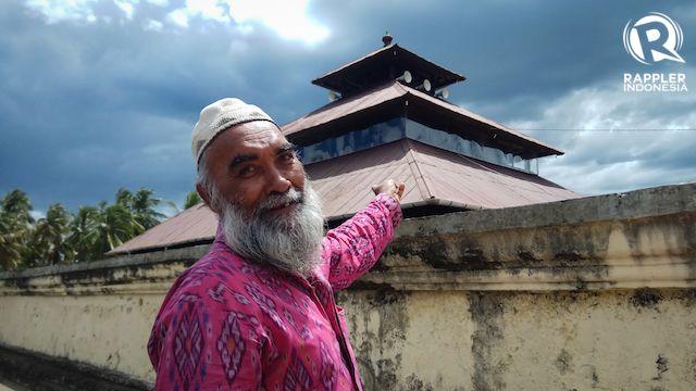 Menengok Masjid Indrapuri, Masjid Bekas Candi di Aceh