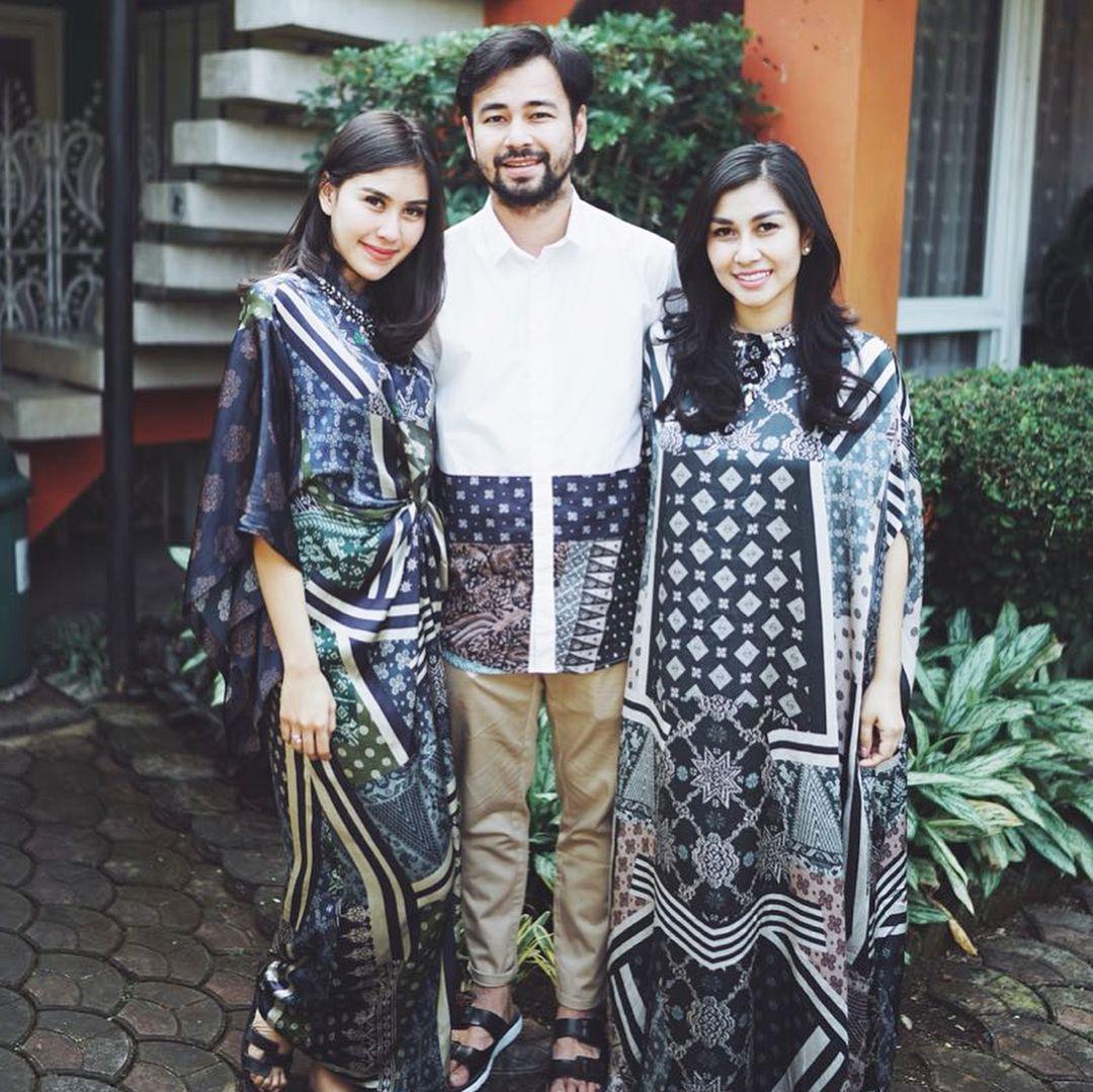 Mudik ke Bandung, 9 Potret Kompaknya Keluarga Raffi Ahmad Saat Lebaran