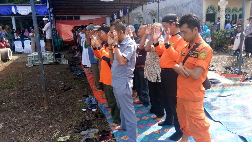 163 Korban KM Sinar Bangun Dinyatakan Hilang, Keluarga Merelakan