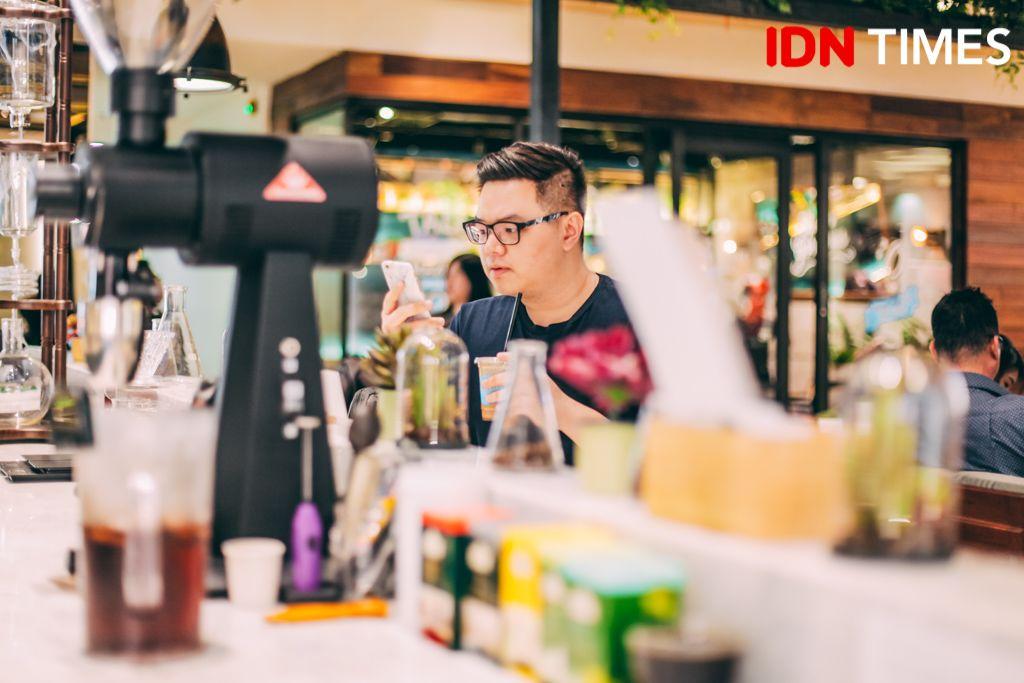Millennials Kecanduan Pesan Antar Makanan, Hemat Waktu atau Malas?