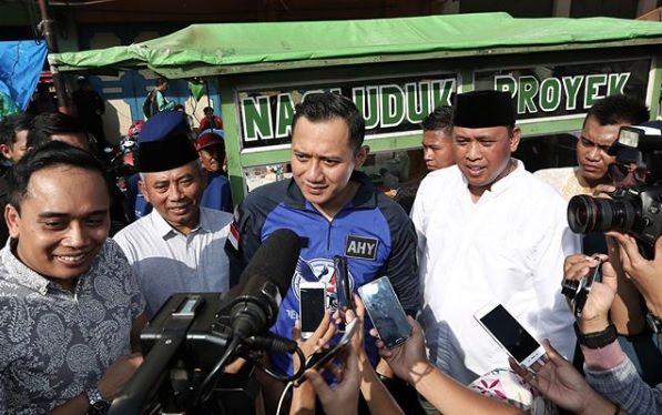 Begini Sosok AHY di Mata Prabowo Subianto