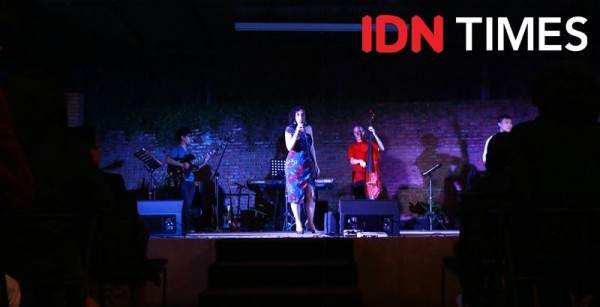 A Touch of Jazz: Konser Kolaborasi Spontan Musisi Jazz AS - Indonesia