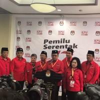 PDIP: 2 Menteri Nyaleg Sudah Izin ke Presiden Jokowi