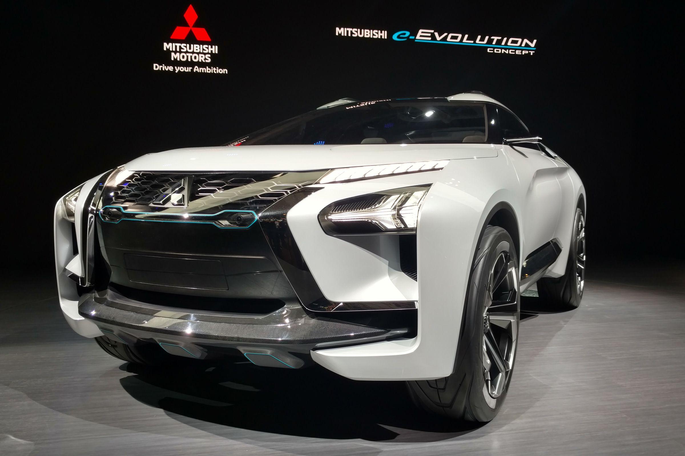 Mitsubishi Lancer 2018 >> Ini 7 Mobil Terbaru yang Bakal Mejeng di GIIAS 2018