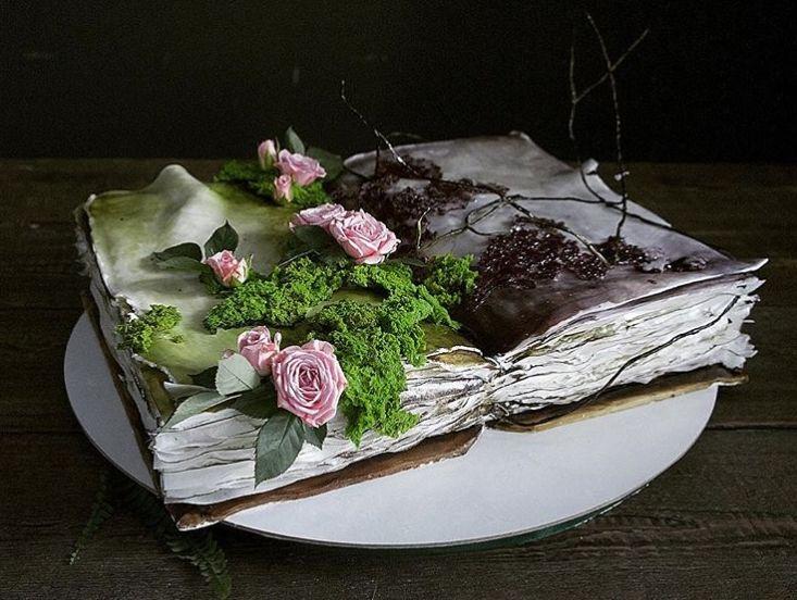 15 Wedding Cake Bertema Rustic yang Bikin Para Tamu Terkesima, Keren!