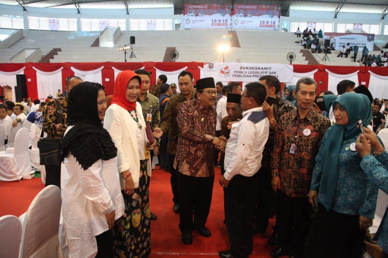 #JokowiKarwo Ramai di Twitter, Soekarwo Pilih Cucu